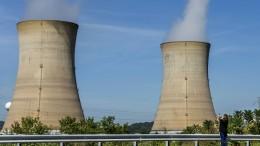 Atomkraftwerk Three Mile Island stellt seinen Betrieb ein