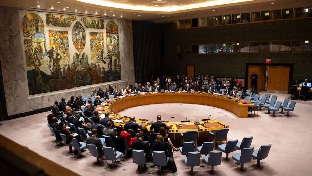 Auch russischer Vorschlag zur Syrienhilfe fällt durch