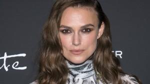 Keira Knightley will keine Sexszenen mehr vor Regisseuren spielen