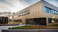 Hat 20 Millionen Euro gekostet: Der Neubau auf dem Seltersberg für das neue Zentrum für Lungen- und Infektionsforschung in Gießen