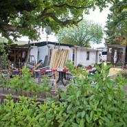 Auf einem Campingplatz in Lügde sollen sich mehrere Kinder hundertfach missbraucht worden sein.