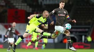 Paderborn beendet Paulis Erfolgslauf