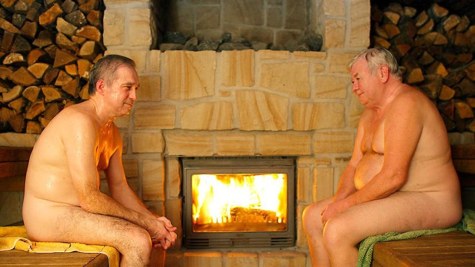 Die Sauna zu besuchen, das soll ja gut sein für das Immunsystem. Aber braucht eine gesunde Abwehr eigentlich Hilfe von außen?