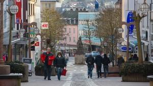 Rheinland-Pfalz stoppt Zuzug von Flüchtlingen nach Pirmasens