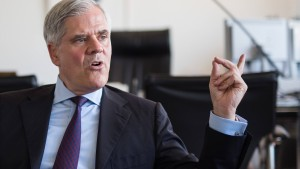 """""""Banken sollen exzessive Risiken zurückfahren"""""""