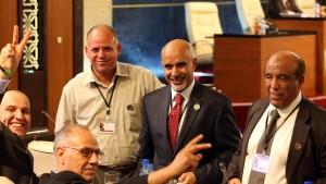 Ein Mann aus Benghasi