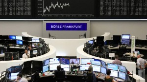 Schlechte Stimmung an der Börse