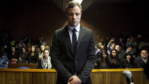 Pistorius muss im Gefängnis bleiben