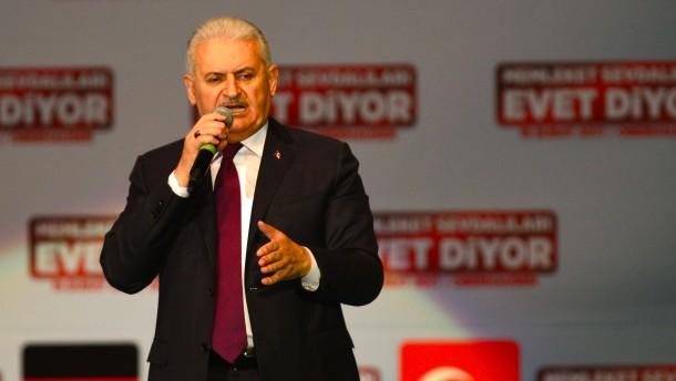Yildirim schafft sich ab