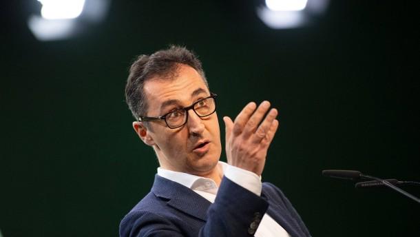 Auch Özdemir meldet Sonderzahlungen an Bundestag nach