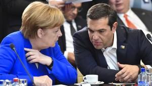 Abkommen mit Griechenland steht
