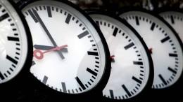 EU-Parlament will 2021 Zeitumstellung abschaffen