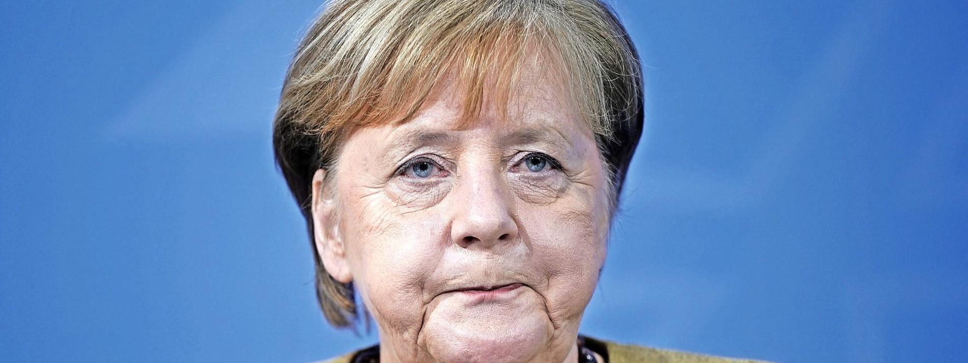 Die letzte Krise der Kanzlerin