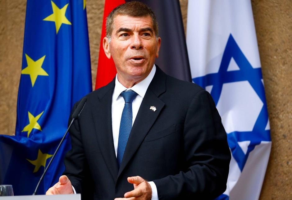 Wirbt für einen Dialog mit Biden: Israels Außenminister Gabi Ashkenazi, hier bei einem Besuch in Berlin