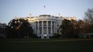 Weißes Haus kurzzeitig zum Teil abgeriegelt