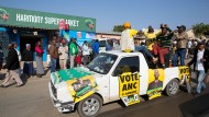 Böse Überraschung für die Regierungspartei ANC?