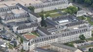 Das Konsulat der Vereinigten Staaten von Amerika in Frankfurt am Main.
