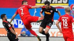 Heidenheim verliert drittes Spiel in Folge