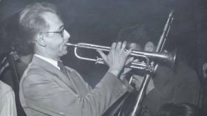 Vaterfigur des Jazz in Deutschland