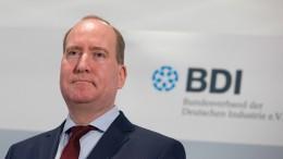 Deutsche Industrie verlangt Staatshilfe für die Wirtschaft