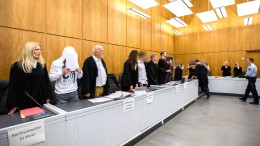Geständnis in Prozess um Gruppenvergewaltigungen