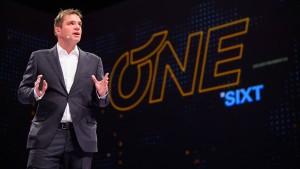 Sixt schaltet globale Mobilitätsplattform scharf