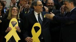 Ein Nachfolger für Puigdemont