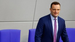 Spahn fordert ausreichende Versorgung mit Remdesivir in Europa