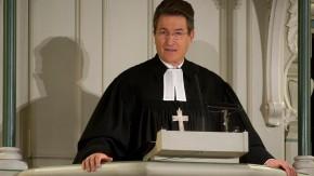Trauerfeier für Werner Otto