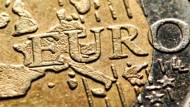 Etwas weniger Wirtschaftswachstum in der Währungsunion
