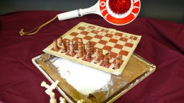Drogen in Schachbrettern