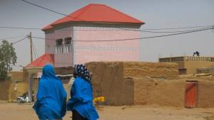 In den Gettos von Agadez