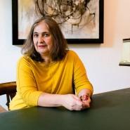 Reist, um zu lernen: Marianne Rauwald bildet im Irak Psychotherapeuten aus und profitiert selbst von dieser Erfahrung.