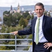 Marcel Renné ist seit Juli Vorstandschef des Vermögensverwalters Feri. Er verwaltet mehr als 36 Milliarden Euro von Pensionskassen, Versorgungswerken und reichen Familien.