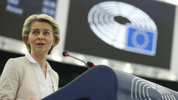 Die EU-Kommission ist nicht zu fassen