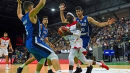 Deutsche Basketballer lösen WM-Ticket