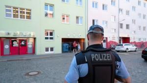 Leipziger Kitas unter Polizeischutz