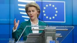 EU plant Verbot nicht notwendiger Einreisen für 30 Tage