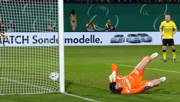SpVgg Greuther Fürth - Borussia Dortmund 0:1