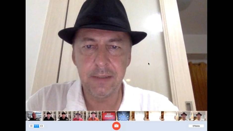 """""""Investigativer Youtube-Journalist"""": Oliver Janich."""