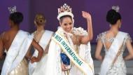 Unvergleichbar schön:  Miss Puerto Rico