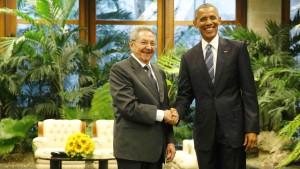 Obamas Gastgeber ist der Architekt des repressiven Kubas