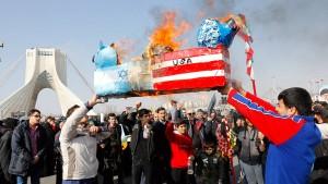 """Bundesregierung kritisiert Irans """"aggressive Haltung"""""""