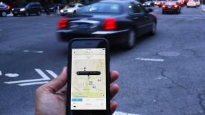 Daten von 57 Millionen Uber-Kunden gestohlen