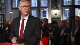 SPD nach 73 Jahren zum ersten Mal hinter der CDU