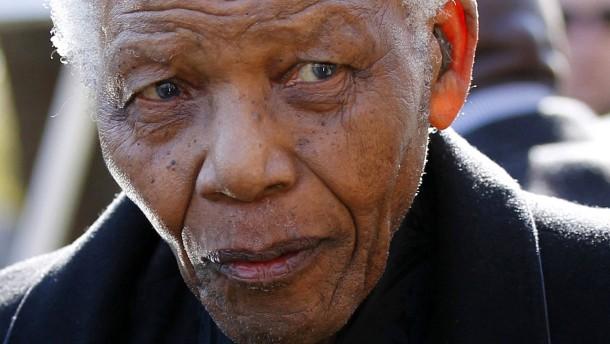 Nelson Mandela 2010