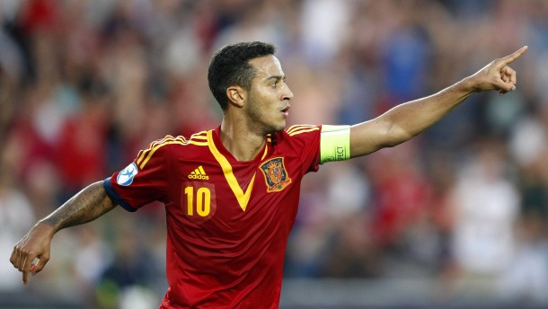 Guardiola will Thiago Alcántara
