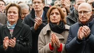 Parteien sagen Wahlkampf nach Hanau-Anschlägen ab