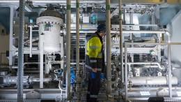 Wie es um die deutsche Wasserstoffstrategie steht