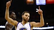 Golden State Warriors auf Erfolgskurs